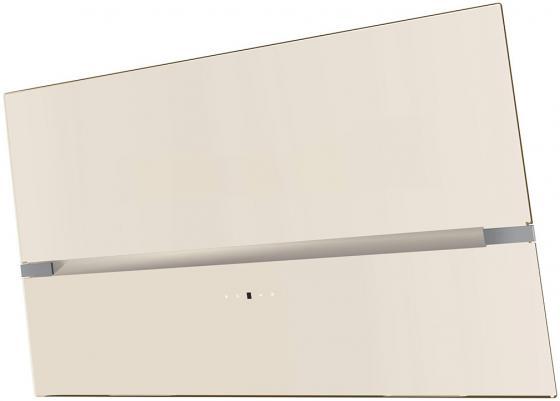 Вытяжка каминная Korting KHC 69080 GB бежевый цена и фото