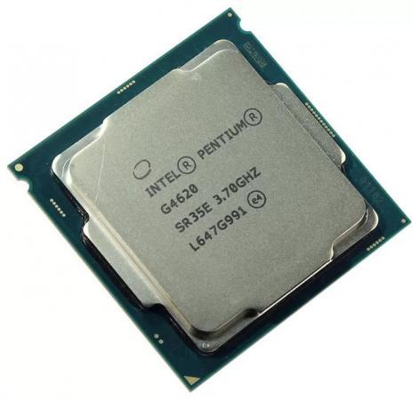 Процессор Intel Pentium G4620 3.7GHz 3Mb Socket 1151 OEM ao4620 4620 sop8