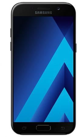 Смартфон Samsung Galaxy A5 Duos 2017 черный 5.2 32 Гб NFC LTE Wi-Fi GPS 3G SM-A520FZKDSER смартфон asus zenfone live zb501kl золотистый 5 32 гб lte wi fi gps 3g 90ak0072 m00140
