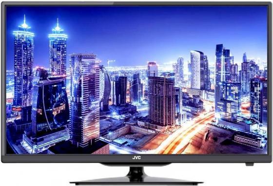 Телевизор LED 24 JVC LT24M550 черный 1366x768 50 Гц USB VGA