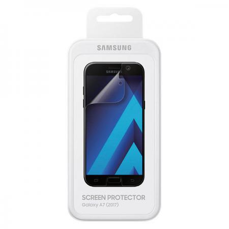 Пленка защитная прозрачная Samsung ET-FA720CTEGRU для Samsung Galaxy A7 2017