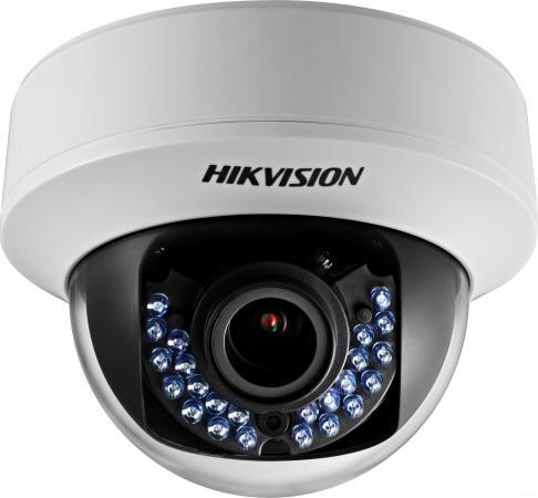 Камера видеонаблюдения Hikvision DS-2CЕ56D1T-AIRZ CMOS 2.8-12мм ИК до 40 м день/ночь камера видеонаблюдения hikvision ds 2ce56d7t avpit3z 1 2 7 cmos 2 8 12 мм ик до 40 м день ночь