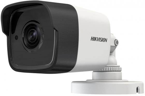 Камера видеонаблюдения Hikvision DS-2CE16F7T-IT CMOS 3.6мм ИК до 20 м день/ночь камера видеонаблюдения hikvision ds 2ce16h5t it 1 2 5 cmos 2 8 мм ик до 20 м день ночь