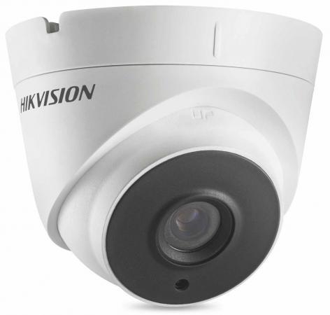 Камера видеонаблюдения Hikvision DS-2CE56D7T-IT1 CMOS 3.6мм ИК до 20 м день/ночь камера видеонаблюдения hikvision ds 2ce56d7t avpit3z 1 2 7 cmos 2 8 12 мм ик до 40 м день ночь