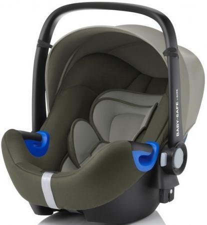 Автокресло Britax Romer Baby-Safe I-Size (olive green trendline) автокресло группа 0 0 13 кг britax roemer baby safe i size lagoon green