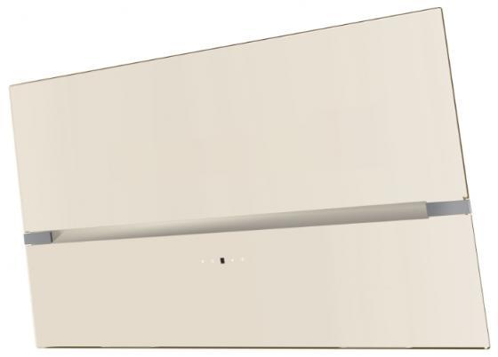 Вытяжка каминная Korting KHC 99080 GB бежевый цена и фото