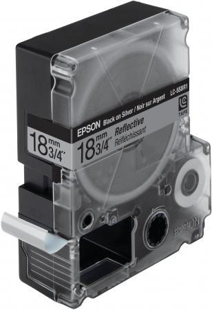 Лента Epson LC-5SBR1 C53S626414 лента epson s015307 черный [c13s015307ba]