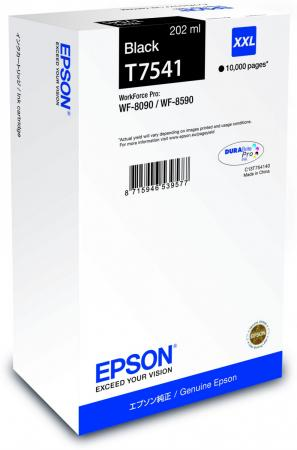 Картридж Epson C13T754140 для Epson WF-8090 Epson WF-8590 черный f190000 printhead for epson wf 7015 wf 7510 wf 7050 wf 3520 wf 7010 printer head for epson f190000