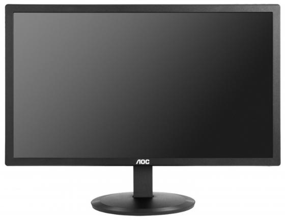 Монитор 20 AOC I2080SW черный IPS 1440x900 250 cd/m^2 5 ms VGA монитор aoc i2276vw 21 5 ips black