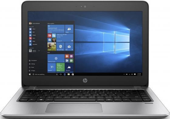 Ноутбук HP ProBook 430 G4 13.3 1920x1080 Intel Core i3-7100U 128 Gb 4Gb Intel HD Graphics 620 серебристый Windows 10 Y7Z27EA 686036 001 board for hp probook 6470b 8470p 8470w laptop motherboard with intel hm76 chipset and with uma graphics memory