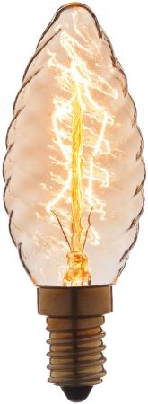 Лампа накаливания свеча Loft IT 3560-LT E14 40W loft it лампа накаливания e14 40w свеча витая прозрачная 3560 lt