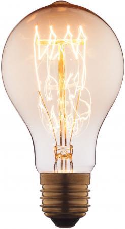 Лампа накаливания E27 40W груша прозрачная 1003-SC цена и фото