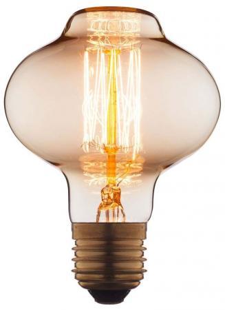 Лампа накаливания E27 40W груша прозрачная 8540-SC цена и фото
