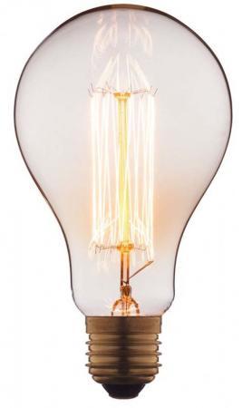 Лампа накаливания E27 40W груша прозрачная 9540-SC цена и фото