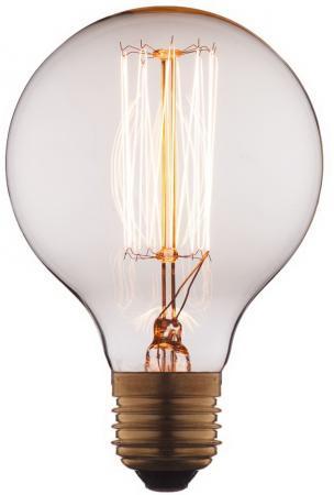 Лампа накаливания шар Loft IT G8040 E27 40W декоративная лампа накаливания loft it g8040