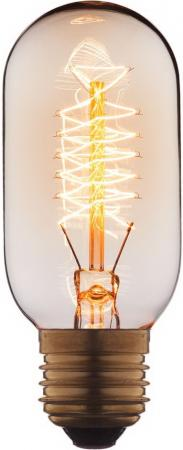 Лампа накаливания цилиндрическая Loft IT 4540-S E27 40W 2200K wrought iron shadee industrial loft wall lamps water pipe vintage led wall light indoor retro loft style wall sconce e27 bulb