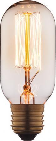 Купить Лампа накаливания E27 40W цилиндр прозрачный 4540-SC, Loft IT
