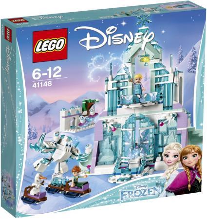 Конструктор LEGO Disney Princesses Волшебный ледяной замок Эльзы 701 элемент 41148 lego lego disney princesses 41065 лучший день рапунцель