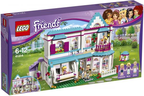 Конструктор LEGO Friends Дом Стефани 622 элемента 41314