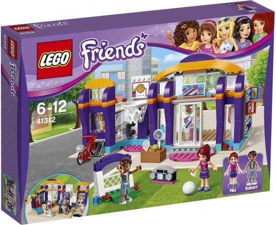 Конструктор LEGO Friends Спортивный центр 328 элементов 41312 lego friends выставка щенков игровая площадка