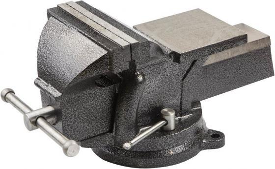 Тиски Stayer STANDARD слесарные с поворотным основанием 3254-150 плиткорез stayer standard 3303 60 с усиленным основанием 600мм