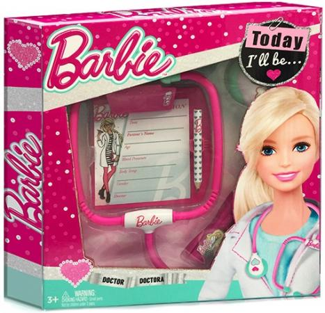 Игровой набор Corpa Барби, компактный - юный доктор D122B corpa игровой набор юного механика hot wheels большой