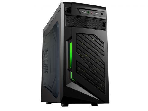 Системный блок JUST Office Intel® Pentium G4400 3.3GHz S1151 H110M-R/C/SI 4Gb DDR4-2133Mhz  SSD 120Gb Intel HD Graphics Sound Glan microATX 450W системный блок just office intel® core i3 6100 3 7ghz s1151 h110m r c si 4gb ddr4 2133 hdd sata 500gb dvd±rw intel hd graphics sound glan microatx 400w