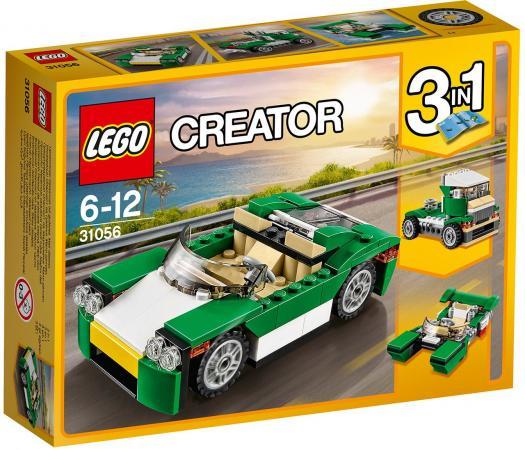 Конструктор LEGO Creator Зелёный кабриолет 122 элемента 31056 конструктор lego creator путешествие по воздуху 31047