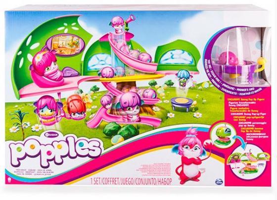 Игровой набор Popples Чайный домик