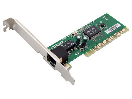 Сетевой адаптер D-Link DFE-520TX/A2B 10/100Mbps Retail цена в Москве и Питере