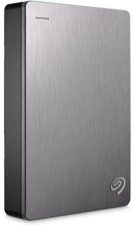 Внешний жесткий диск 2.5 USB 3.0 5Tb Seagate Backup Plus серебристый STDR5000201