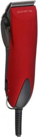 Машинка для стрижки волос Polaris PHC 2501 красный ноутбук dell inspiron 5379 5379 2129