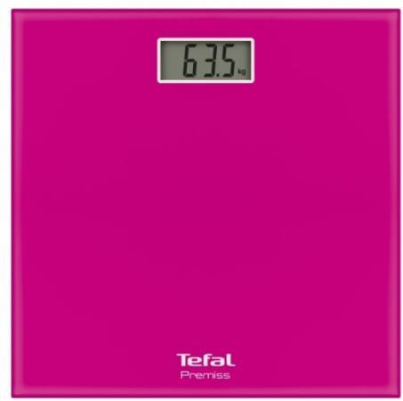 Весы напольные Tefal PP1063V0 розовый