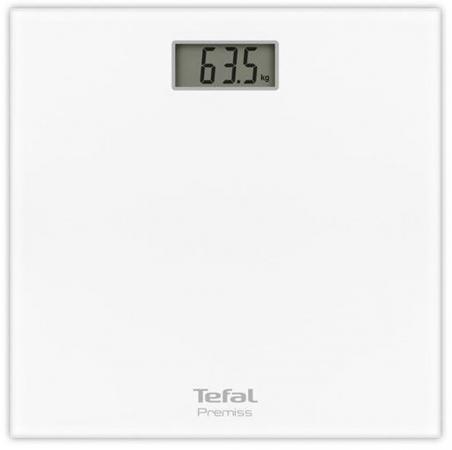 Весы напольные Tefal PP1061V0 белый весы напольные tefal bm6010 серебристый
