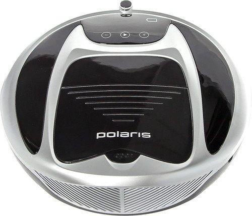 Робот-пылесос Polaris PVCR 0225D сухая уборка чёрный polaris пылесос робот polaris pvcr 0325d 25вт черный