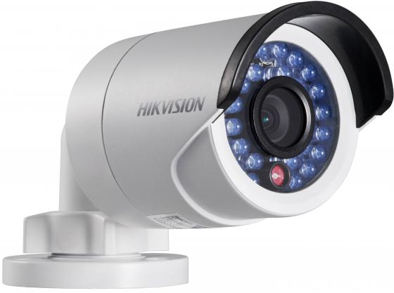 Камера IP Hikvision DS-2CD2022WD-I CMOS 1/2.8 12 мм 1920 x 1080 H.264 MJPEG RJ-45 LAN PoE белый multi language version ds 2cd3335f i h 265 3mp poe ip dome camera ir 30m support tf card slot outdoor waterproof