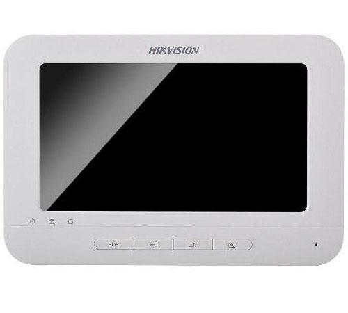 Видеодомофон Hikvision DS-KH6210-L белый