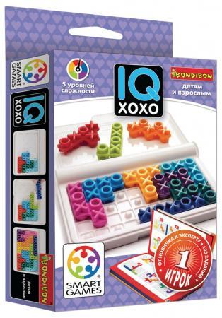 Настольная игра логическая BONDIBON IQ-ХоХо арт. SG 444 RU. ВВ1889 bondibon логическая игра парковка пазл вв1887