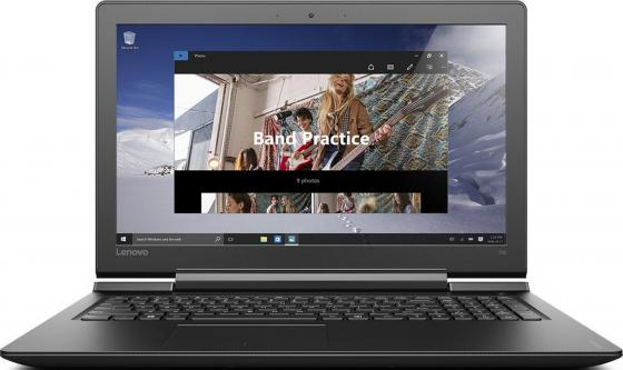 Ноутбук Lenovo IdeaPad 700-15ISK 15.6 1920x1080 Intel Core i7-6700HQ 1 Tb 8Gb nVidia GeForce GTX 950M 4096 Мб черный Windows 10 Home 80RU00JARK ноутбук asus rog gl502vt fy010t 15 6 1920x1080 intel core i7 6700hq 90nb0ap1 m02120