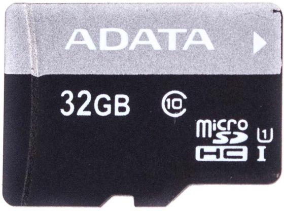 Карта памяти Micro SDHC 32Gb Class 10 A-Data UHS-I AUSDH32GUICL10-R micro securedigital 32gb a data sdhc class 10 uhs i a1 ausdh32guicl10a1 r