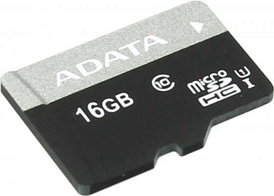 Карта памяти Micro SDHC 16Gb Class 10 A-Data AUSDH16GUICL10-R карта памяти sdhc micro sony sr 32uya