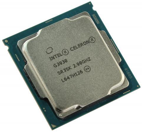 Процессор Intel Celeron G3930 2.9GHz 2Mb Socket 1151 OEM цена и фото