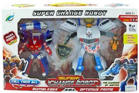 Трансформер-робот Shantou Gepai свет, звук, коробка 8-33 музыкальные игрушки shantou gepai электронный барабан лягушонок свет звук