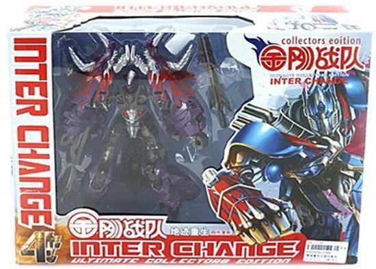 Робот-трансформер Shantou Gepai -дракон 629332