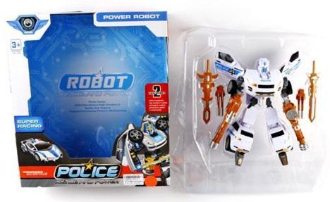 Робот-трансформер Shantou Gepai Полиция L015-8 стоимость