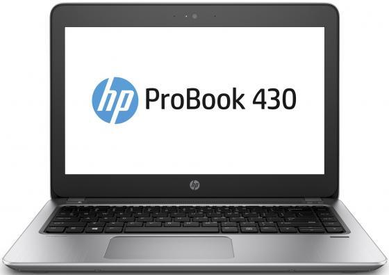 Ноутбук HP Probook 430 G4 13.3 1920x1080 Intel Core i5-7200U 500 Gb 4Gb Intel HD Graphics 620 серебристый DOS Y7Z52EA ноутбук hp probook 430 g4 13 3 led core i5 7200u 2500mhz 4096mb hdd 500gb intel hd graphics 620 64mb free dos [y7z52ea]