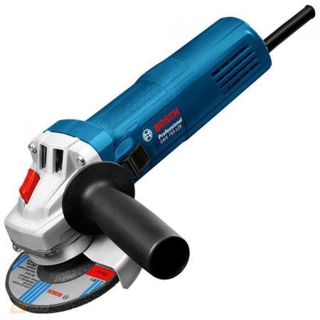 Углошлифовальная машина Bosch GWS 750-125 125 мм 06013940R3 шлифовальная машина bosch gws 750 125 06013940r3