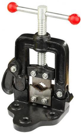 """Тиски Stayer STANDARD для труб № 2 - 3.5"""" 3262-2 цепные тиски irwin 2"""
