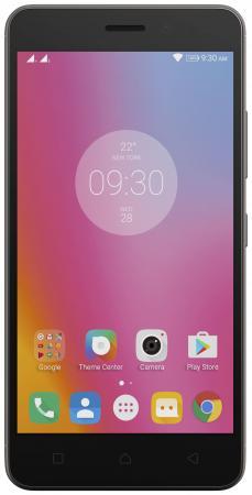 Смартфон Lenovo K6 Power серый 5 16 Гб LTE Wi-Fi GPS 3G PA5E0147RU смартфон asus zenfone live zb501kl золотистый 5 32 гб lte wi fi gps 3g 90ak0072 m00140
