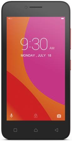 Смартфон Lenovo VIBE B A2016 красный 4.5 8 Гб LTE Wi-Fi GPS 3G PA4R0186RU lenovo vibe b a2016 черный